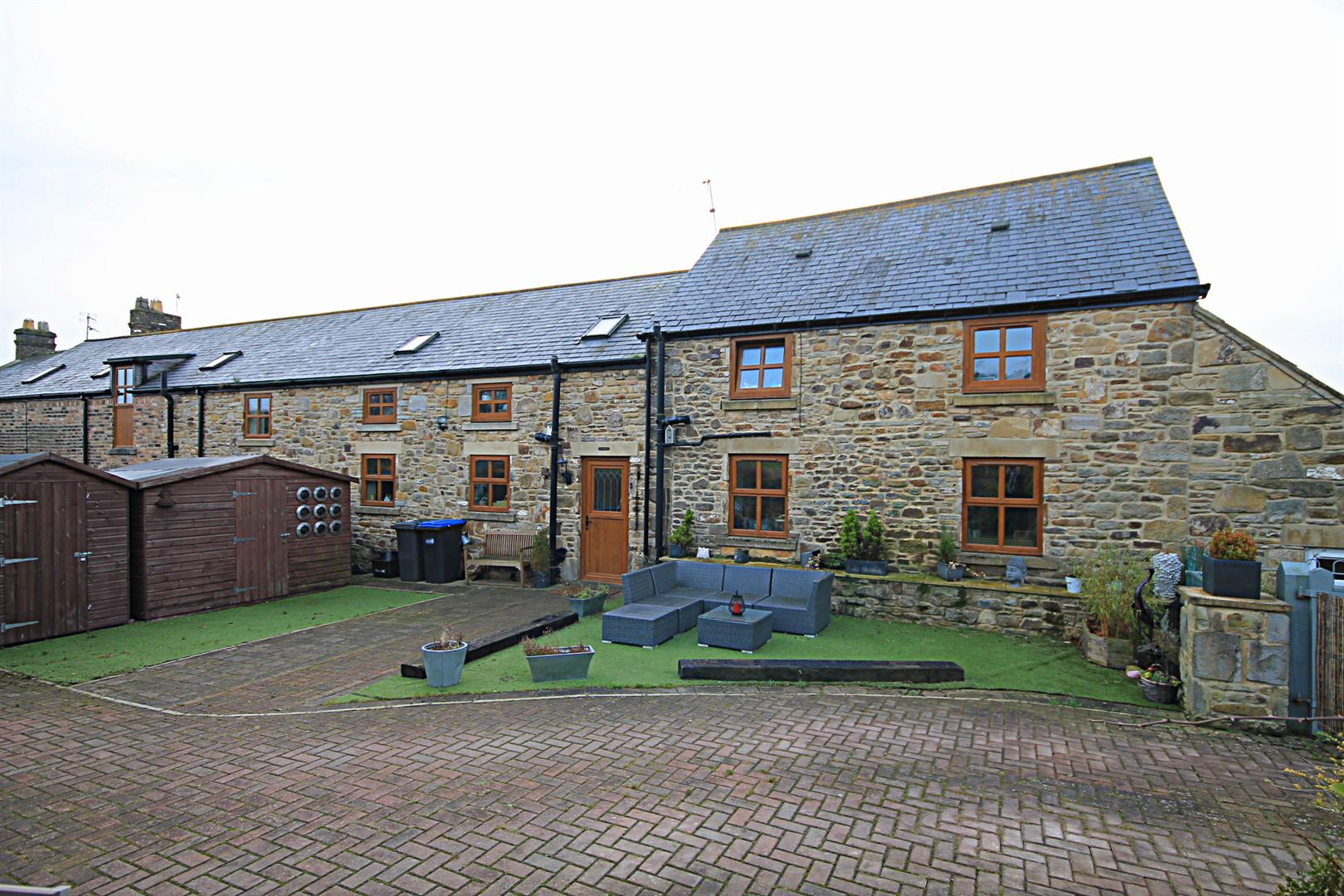 3 Bedrooms Barn Conversion Character Property for sale in Valley View Farm, Ushaw Moor, Durham
